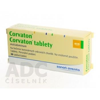 Корватон Форте 2 мг, 30 таблеток