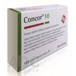 Конкор (Concor) 10 мг (100 шт)