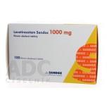 Леветирацетам Sandoz (Levetiracetam) 1000 мг (100 табл)