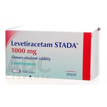 Леветирацетам NeuroPharma (Levetiracetam) 1000 мг (100 табл)