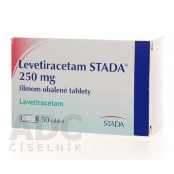 Леветирацетам NeuroPharma (Levetiracetam) 250 мг (50 табл)