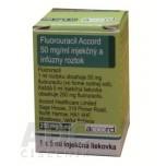 Фторурацил Аккорд 250 мг фл. 5 мл № 1
