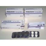 Альдактон (Спиронолактон) 10 мл / 200 мг (10 ампул)
