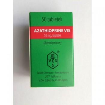 Азатиоприн (Azathioprine) 50 мг (50 шт)