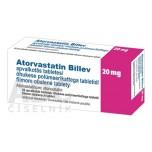 Аторвастатин (Billev) 20 мг (30 шт)