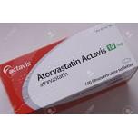 Аторвастатин (Actavis) 10 мг (100 шт)