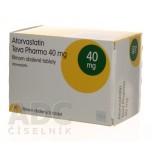 Аторвастатин (Teva Pharma) 40 мг (90 шт)