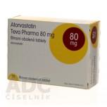 Аторвастатин (Teva Pharma) 80 мг (28 шт)