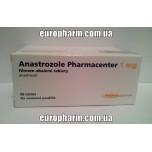 Анастрозол Pharmacenter 1мг (90 шт)