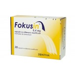 Фокусин (Fokusin) 0,4мг (30табл)
