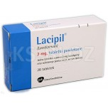 Лаципил (Lacipil) 2 мг (28 шт)