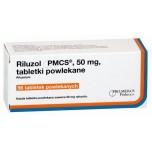 Рилузол PMCS (Riluzol) 50мг (56табл)