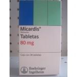 Микардис 80 мг (28 шт)