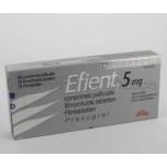 Эффиент 5 мг (28шт)