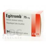Эгитромб 75 мг (84 шт)