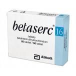 Бетасерк 16 мг (60 шт)