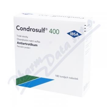 Кондросульф (Структум) 400 мг (180 шт)