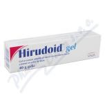 Гирудоид гель 40 грам № 1
