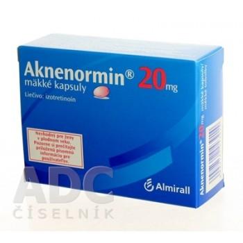 Акненормин 20мг (30 шт)