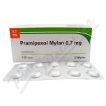 Прамипексол Милан 0,7 мг (100 шт)