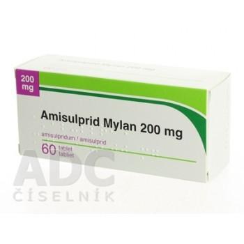 Амисульприд (Mylan) 200 мг (60 шт)