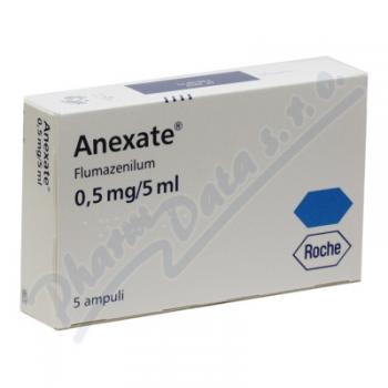 Анексат 0.5мг/5мл (5 шт)