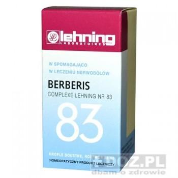 Берберис капли 30 мл