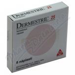 Дерместрил пластырь 25 мг (8 шт)