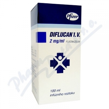 Дифлюкан 2 мг/мл 100 мл фл