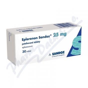 Эплеренон (Eplerenon) 25 мг (30 шт)