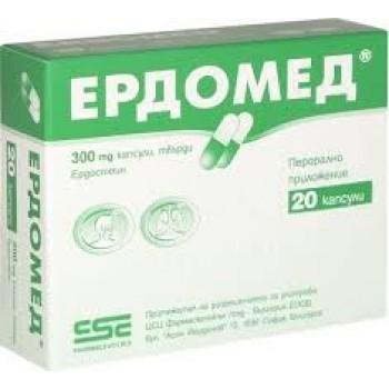 Эрдомед 300 мг (20 шт)