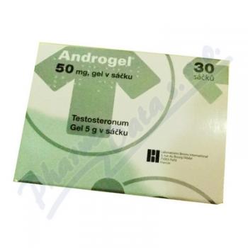 Андрогель (Androgel) 1% 5г №30