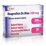 Ибупрофен Dr.Max 200 мг (30 шт)