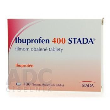 Ибупрофен STADA 400 мг (100 шт)