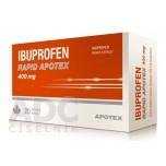 Ибупрофен Rapid Apotex 400 мг (20 шт)