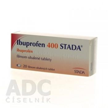 Ибупрофен STADA 400 мг (20 шт)