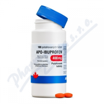 Апо-Ибупрофен 400 мг (100 шт)