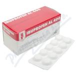 Ибупрофен Al 400 мг (50 шт)