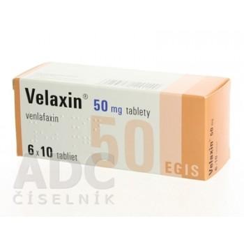 Велаксин 50мг (60 табл)