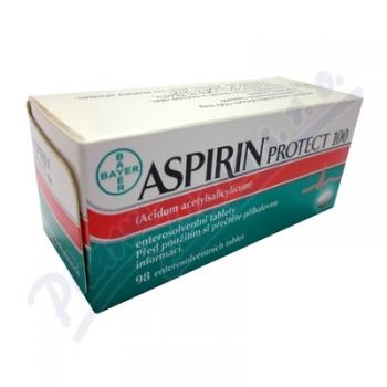 Аспирин Protect 100 мг (98 шт)