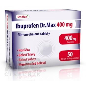 Ибупрофен Dr.Max 400 мг (50 шт)