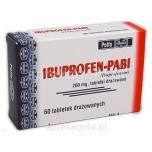 Ибупрофен Pabi 200 мг (60 шт)