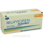 Ибупрофен Polfarmex 200 мг (60 шт)