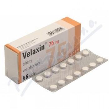 Велаксин 75мг, (56 табл)