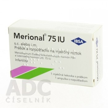 Мерионал 75мл (1 флакон)