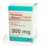Паклитаксел Эбеве 6 мг/мл конц. д/инф. 300 мг фл. 50 мл
