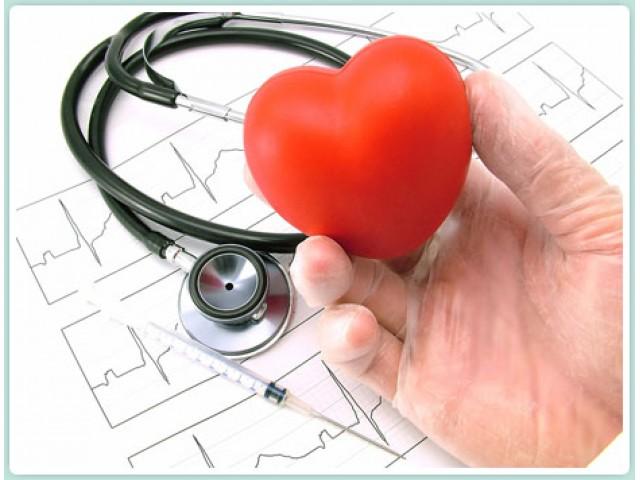 Как помочь сердцу при гипертонии