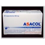 Асакол 500 мг (20 шт)