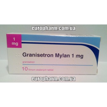 Гранистерон 1мг (10табл)