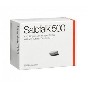 Салофальк 500 мг (50 табл)